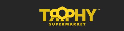 Trophy Supermarket Branding Mark